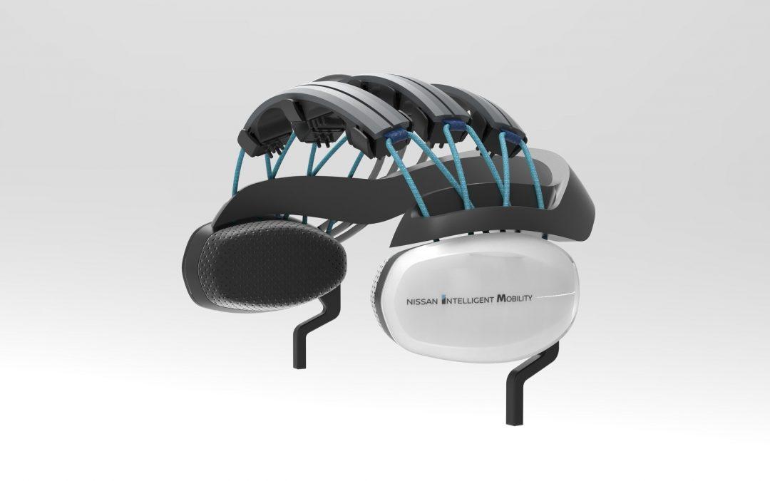 """Technologia Nissana Brain-to-Vehicle (""""z mózgu do pojazdu"""") zmienia nasze wyobrażenia o prowadzeniu samochodu w przyszłości"""