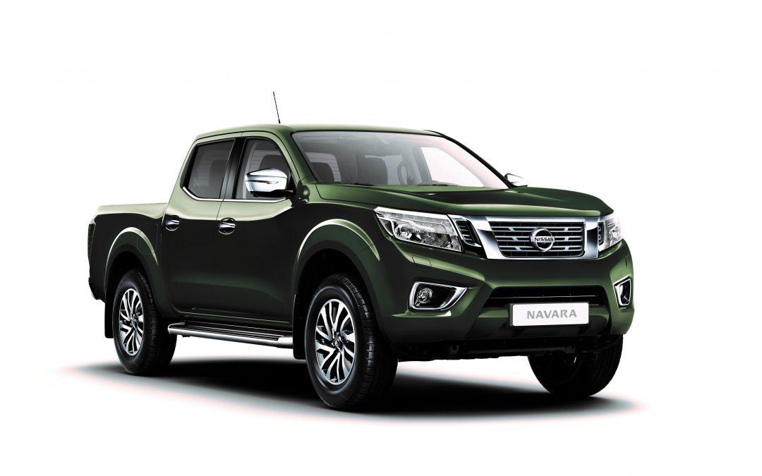 Nowe oblicze Nissana Navara. Wersja specjalna N-Trek