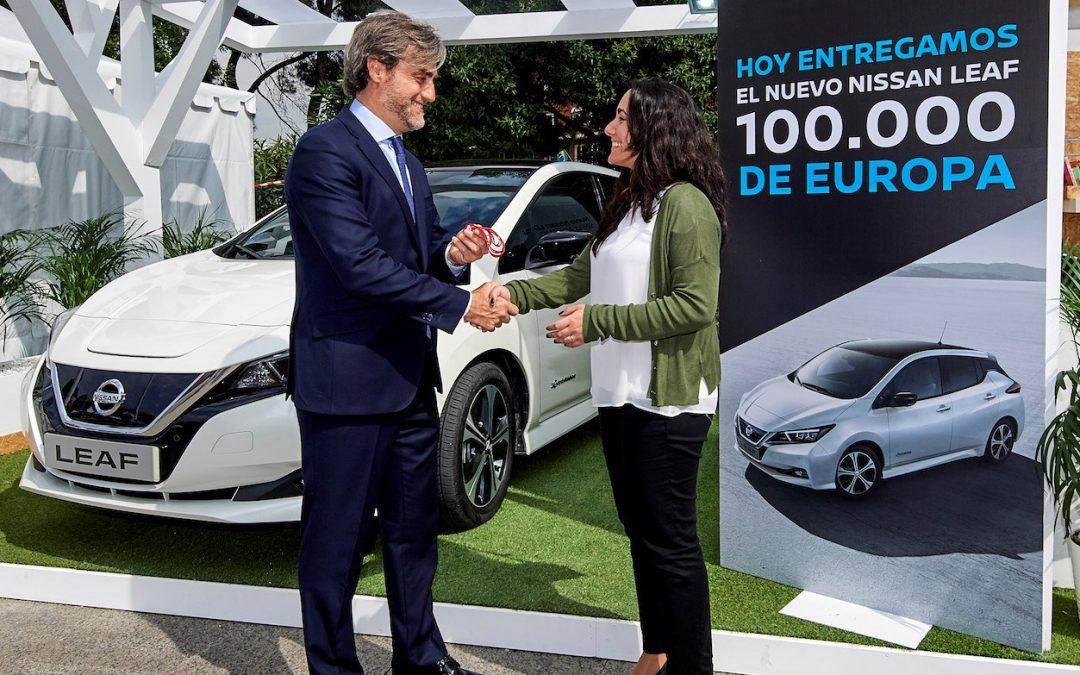 Nissan sprawił, że stuprocentowo elektryczna mobilność na masową skalę stała się faktem