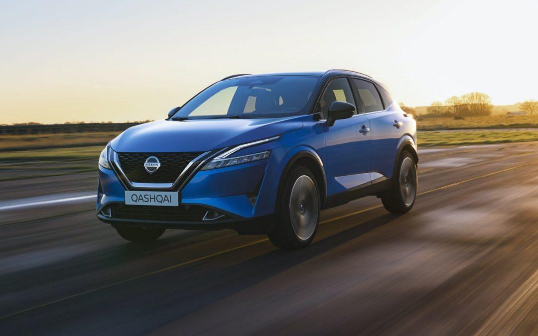 Nowy Nissan Qashqai 2021 – premiera trzeciej generacji